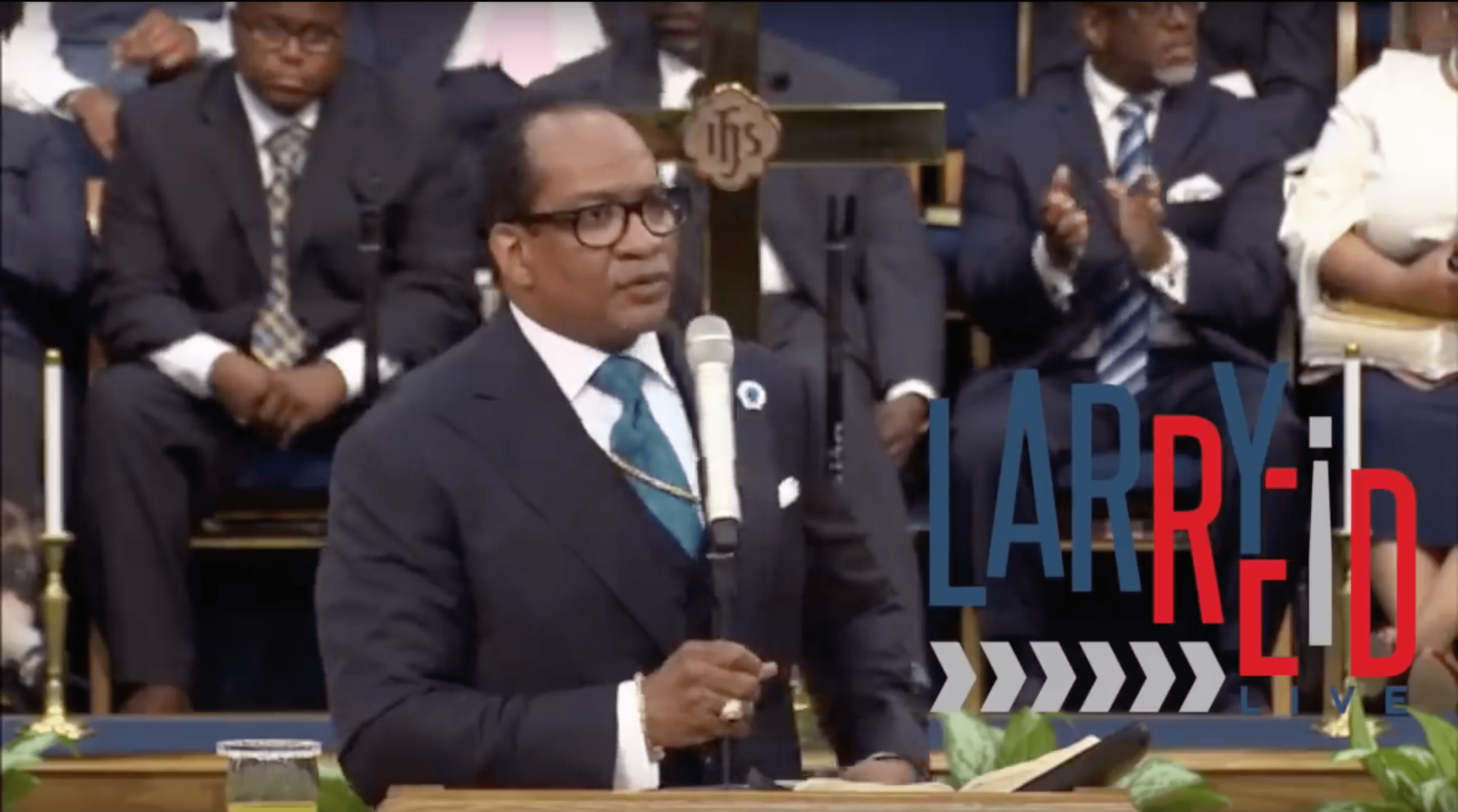 LRL 4.28.19 – Pastor of COGIC church responds to viral video . . . .