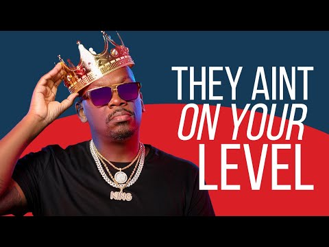 3.6.21 – They ain't on your level. Nobody MAD but the d*vil . . . . .
